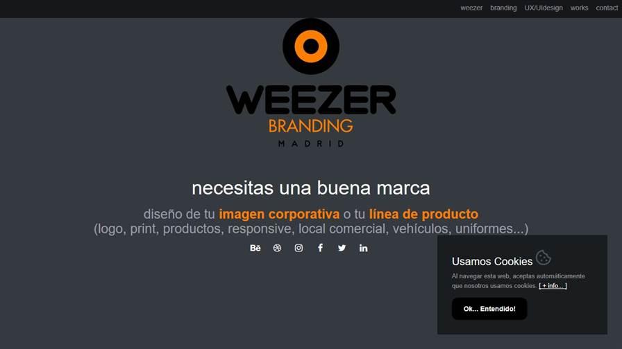 Weezer Diseño y Comunicación S.L.