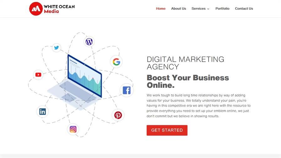 White Ocean Media - Digital Marketing Agency