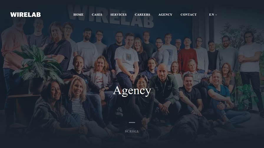 Wirelab - Digital Agency