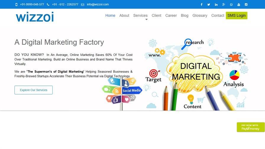 Website Designing Company In Patna