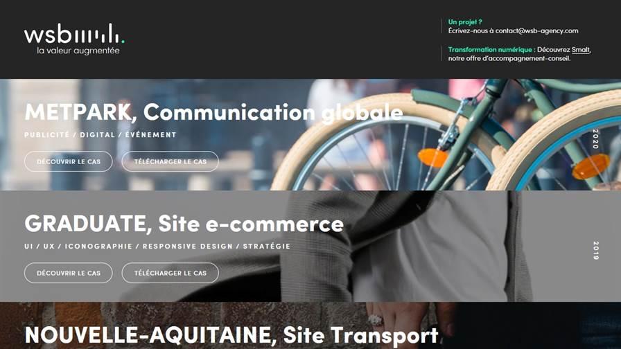 WSB / Agence de communication et de commerce