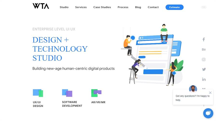 WTA STUDIOS - UI/UX Design & Software Development Company