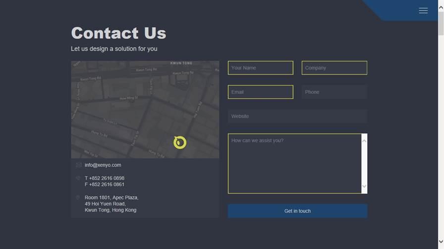 Xenyo Limited (Hong Kong Drupal Development & Web Design)
