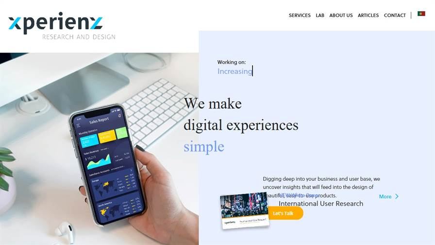 Xperienz - Research and Design