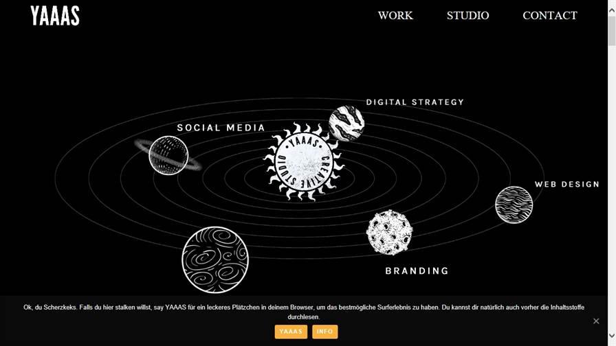 YAAAS Creative Studio