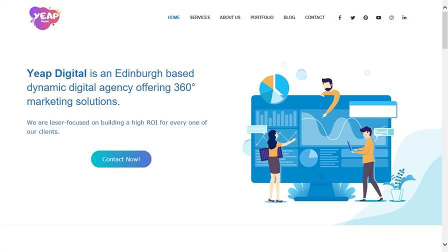 Yeap Digital Ltd