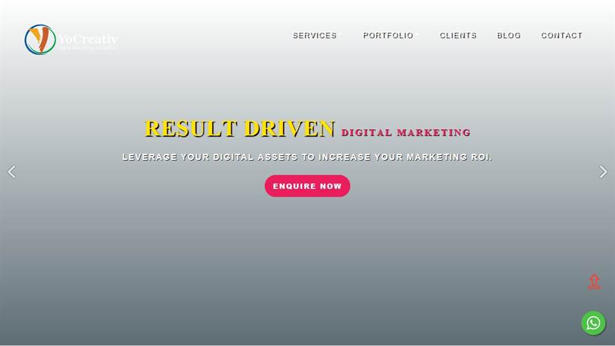 YoCreativ - Digital Marketing Agency in Gurgaon