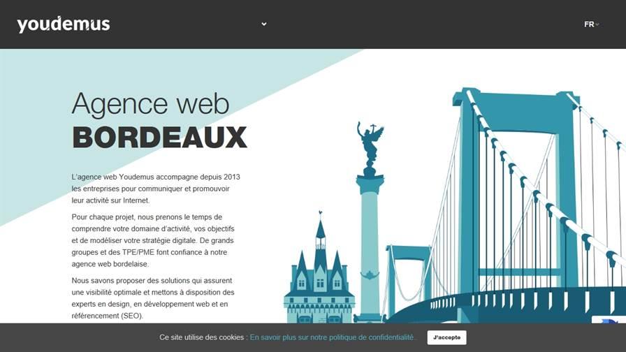 Agence web Youdemus