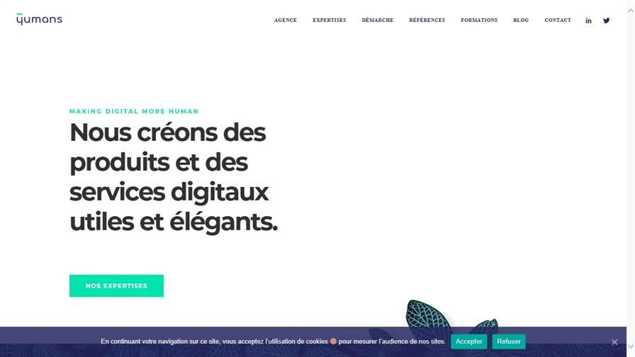 Yumans - UX/UI Design